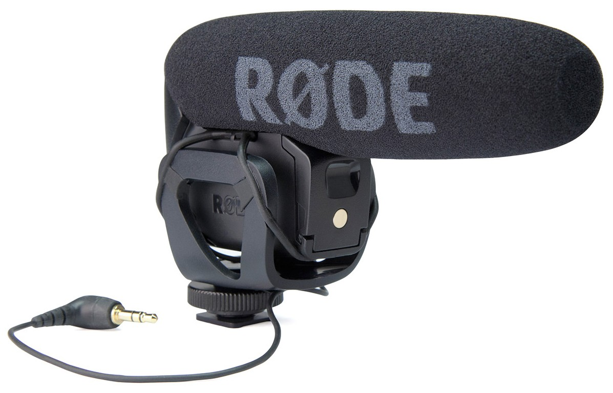 Rode Videomic Pro Rycote Achat Micro Broadcast Video Vente Microphone