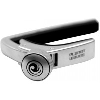 Photo PLANET WAVES CP02S CAPODASTRE PRO ALU SILVER