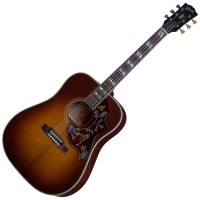 Photo GIBSON HUMMINGBIRD VINTAGE - VINTAGE CHERRY SUNBURST