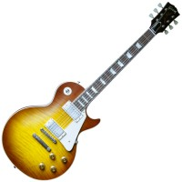 Photo GIBSON CUSTOM SHOP CS9 50'S LES PAUL VOS ICE TEA