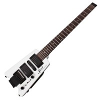 Photo STEINBERGER SPIRIT GT-PRO DELUXE WHITE