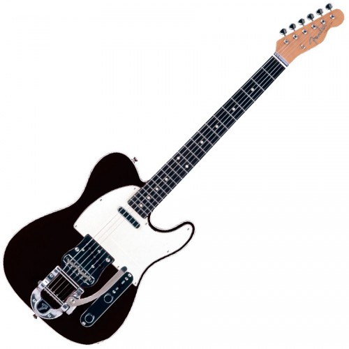 FENDER '62 TELECASTER BIGSBY JAPAN LTD BLACK