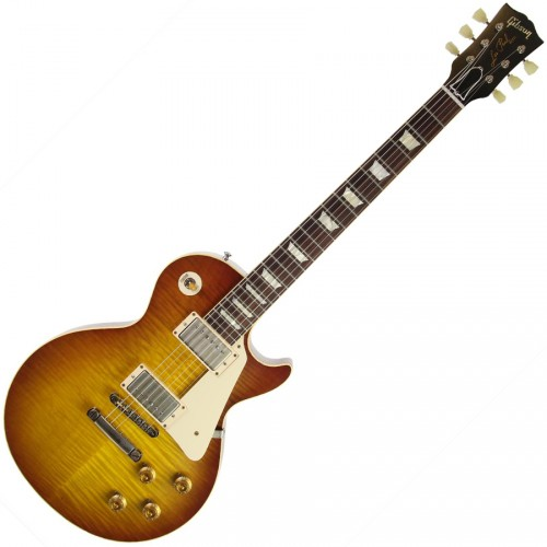 GIBSON CUSTOM SHOP 1958 LES PAUL STANDARD VOS ICE TEA