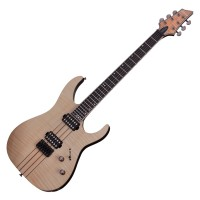 Photo SCHECTER BANSHEE ELITE-6 GLOSS NATURAL