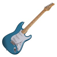 Photo SCHECTER TRADITIONAL STANDARD LAKE PLACID BLUE