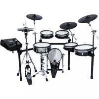 Photo ROLAND TD-30KSE V-DRUMS PRO SPECIAL EDITION
