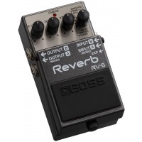 Photo BOSS RV-6 DIGITAL REVERB