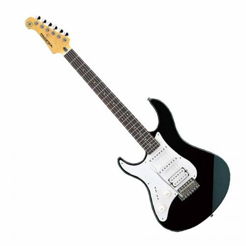 yamaha pacifica 112 black gaucher achat guitare. Black Bedroom Furniture Sets. Home Design Ideas