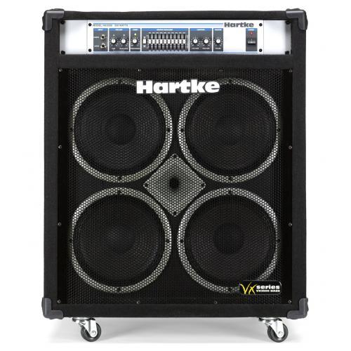 HARTKE VX3500 - COMBO BASSE 4X10 - 350W