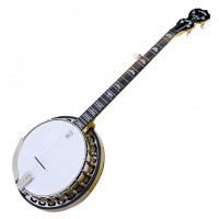 Photo DEERING 40TH ANNIVERSARY WHITE OAK BANJO