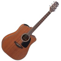 Photo TAKAMINE GD11MCE-NS ELECTRO CUTAWAY NATURAL SATIN