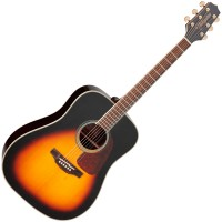 Photo TAKAMINE GD71-BSB BROWN SUNBURST