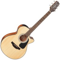Photo TAKAMINE GF30CE-NAT ELECTRO CUTAWAY NATURAL
