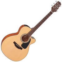 Photo TAKAMINE GN10CE-NS ELECTRO CUTAWAY NATURAL SATIN