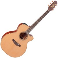 Photo TAKAMINE P3NC ELECTRO CUTAWAY ELECTRO NATURAL SATIN