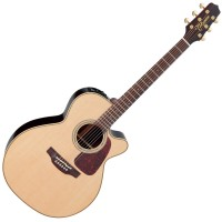 Photo TAKAMINE P5NC ELECTRO CUTAWAY NATURAL GLOSS