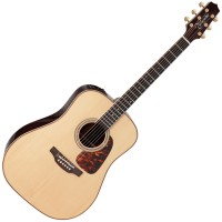 Photo TAKAMINE P7D ELECTRO NATURAL GLOSS