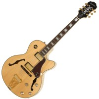 Photo EPIPHONE JOE PASS EMPEROR II PRO NATURAL