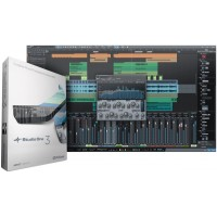Photo PRESONUS MAJ S1 ARTIST V3 VERS PRO V3 INSTALLEUR USB