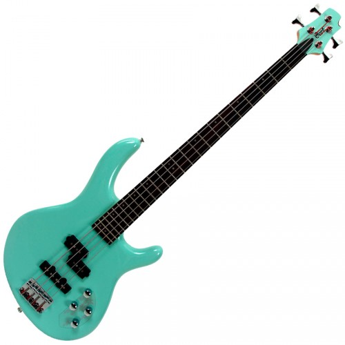 CORT ACTION BASS ACT4ACGN CARIBBEAN GREEN