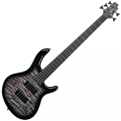 CORT ACTION BASS ACT5ADLXFGB FADED GREY BURST