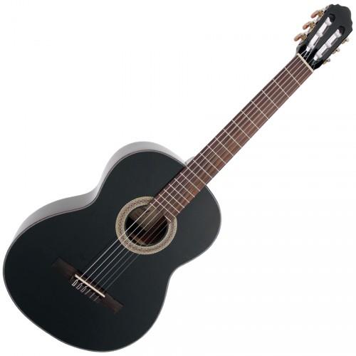 cort classiques ac200bk noir brillant achat guitare classique cort vente acheter. Black Bedroom Furniture Sets. Home Design Ideas