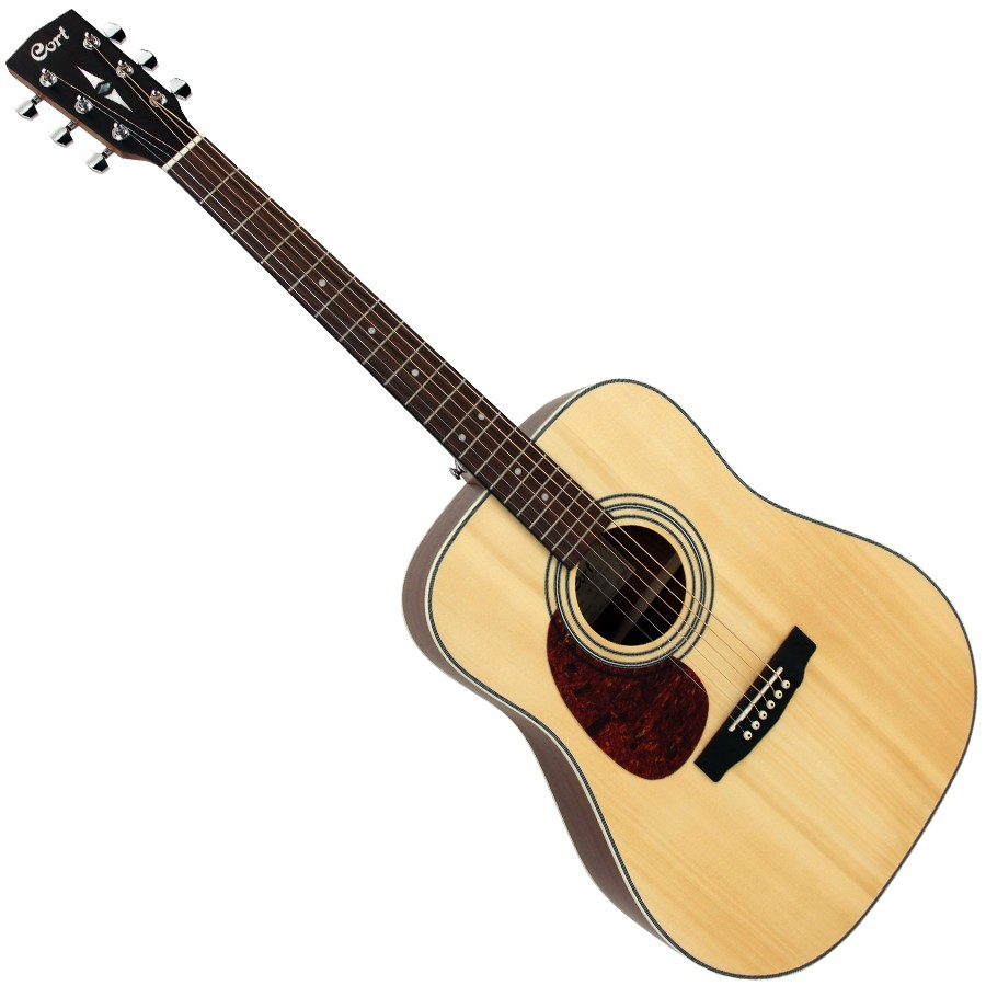guitare gaucher cort