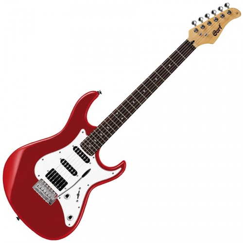 CORT G220CAR CANDY APPLE RED