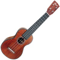 Photo CORT UKULELES UKE-BWSOP NATUREL PORES OUVERTS