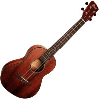 Photo CORT UKULELES UKE-BWTOP NATUREL PORES OUVERTS