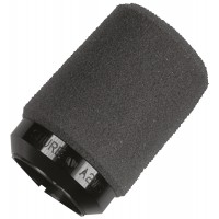 Photo SHURE A2WS-BLK BONNETTE NOIRE SM57