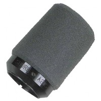 Photo SHURE A2WS-GRA BONNETTE GRISE SM57