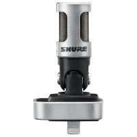 Photo SHURE MV88 MICRO STATIQUE STÉRÉO POUR IOS
