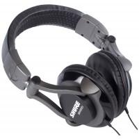 Photo SHURE SRH550DJ CASQUE DJ PRO