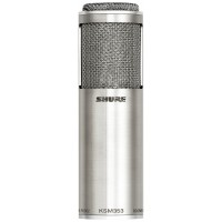 Photo SHURE KSM353-ED MICRO A RUBAN BI DIRECTIONNEL