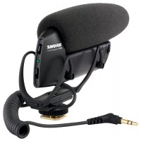 Photo SHURE VP83 MICROS POUR CAMERA CANON