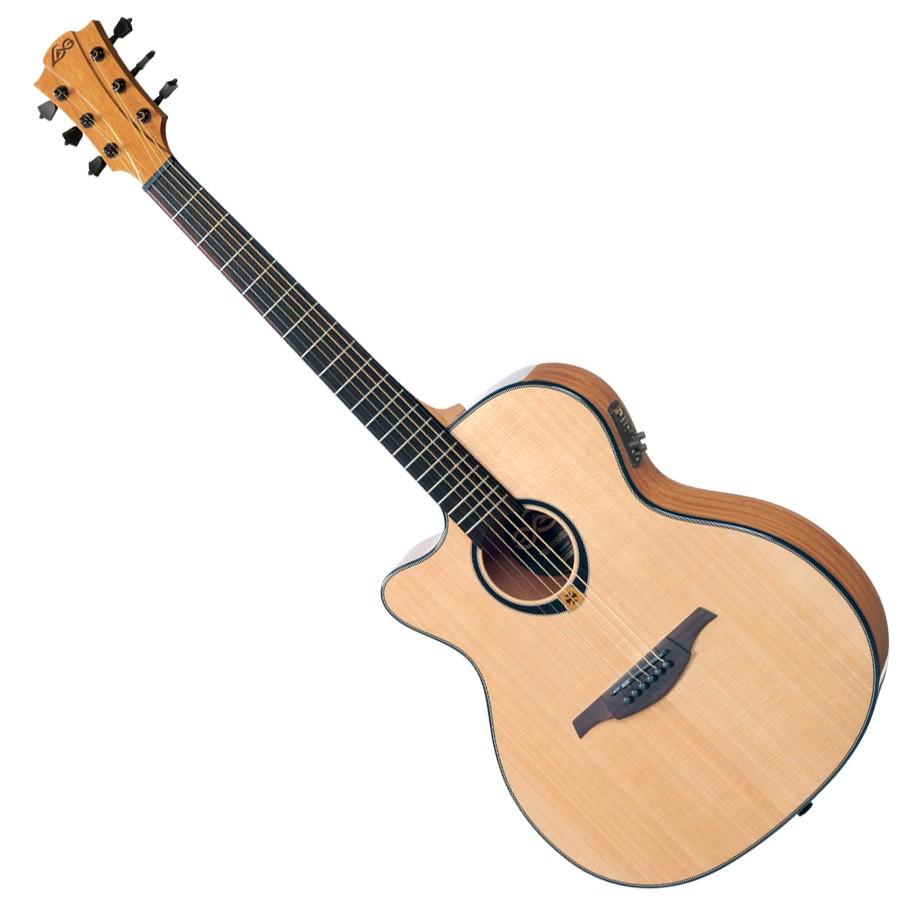 guitare gaucher electro