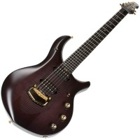 Photo MUSIC MAN MAJESTY 6 ARTISAN SERIES NERO