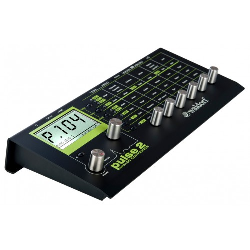 WALDORF PULSE 2 SYNTHE ANALOGIQUE