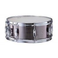 "Photo PEARL CAISSE CLAIRE EXPORT 14""X5.5"" SMOKEY CHROME"