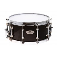 "Photo PEARL CAISSE CLAIRE REFERENCE PURE 14X6.5"" MATTE BLACK"