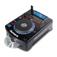 Photo NUMARK NDX500 - LECTEUR CD/MP3/USB + CARTE SON MIDI