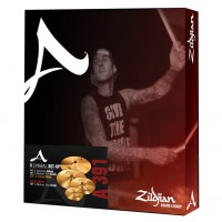 "Photo ZILDJIAN A0391 - SET A 14""-16""-18""-21"""