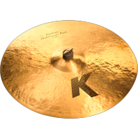 "Photo ZILDJIAN K CUSTOM 21"" DARK COMPLEX RIDE"