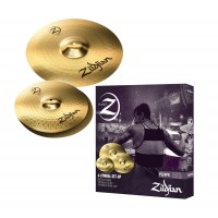 "Photo ZILDJIAN PLZ1316 - PLANET Z PACK 13""/16"" SET"
