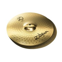 Photo ZILDJIAN PLZ13PR - HI HAT PLANET Z 13""