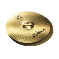 Photo ZILDJIAN PLZ14PR - HI-HAT PLANET Z 14""