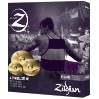 "Photo ZILDJIAN PLZ4PK - PLANET Z PACK 14""/16""/20"" SET"
