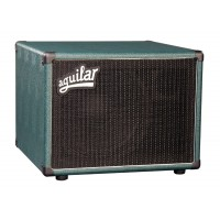 "Photo AGUILAR DB112-MG8 - BAFFLE 1X12"" MONSTER GREEN 300W / 8 OHMS"