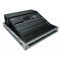 Photo GATOR G-TOURQU16 - FLIGHT CASE POUR CONSOLE A&H QU16